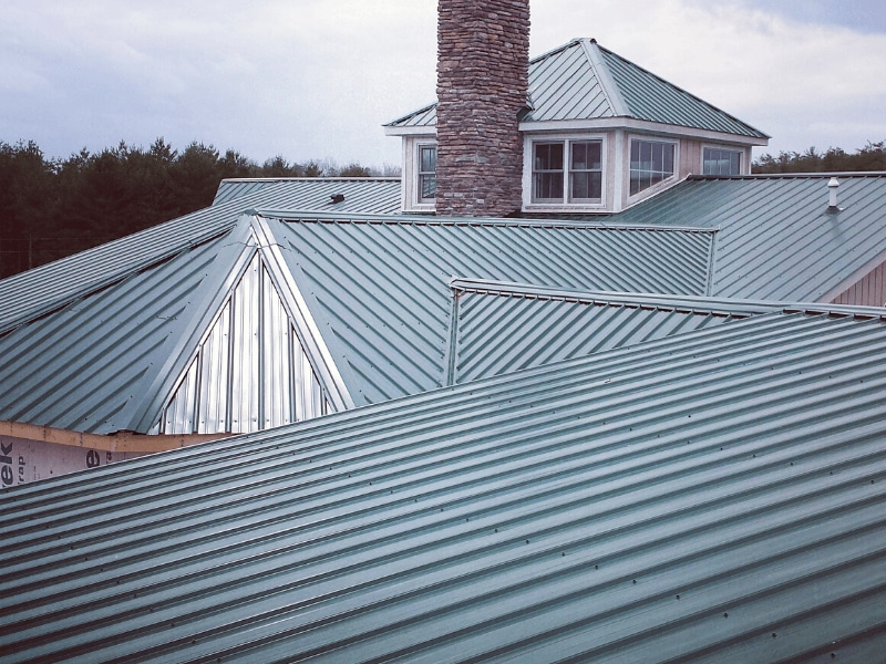 Winston Salem Metal Roofing Company A BBB Rated