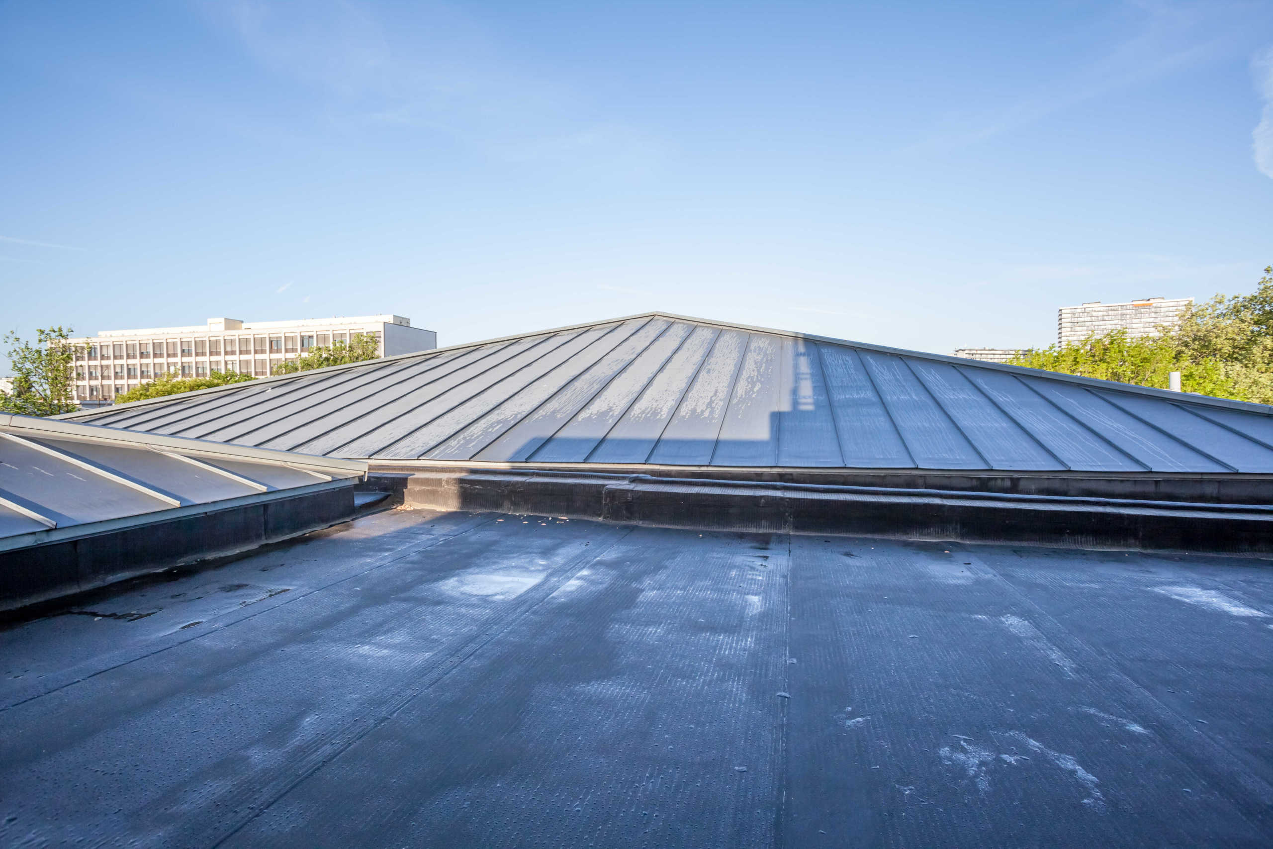 High Point Commercial Flat Roof Repairs