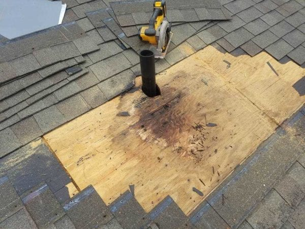 High Point Roof repair