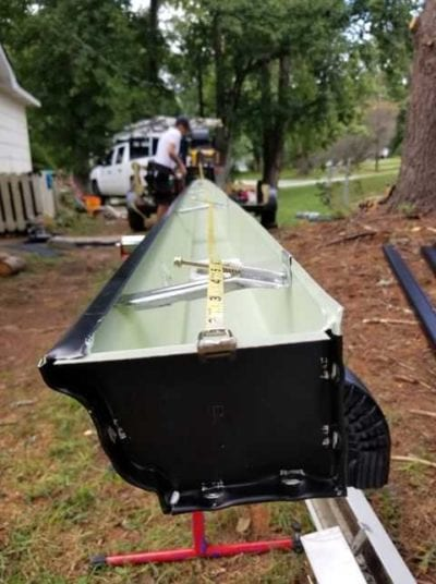 High Point NC Seamless Gutter Company