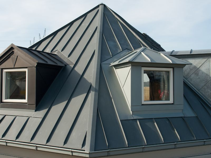 DIY Metal Roof Leak Repair For High Point NC Homeowners