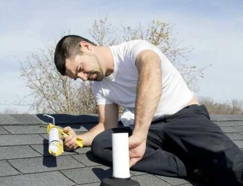How To Fix A Leaky Roof Vent In 3 Simple Steps