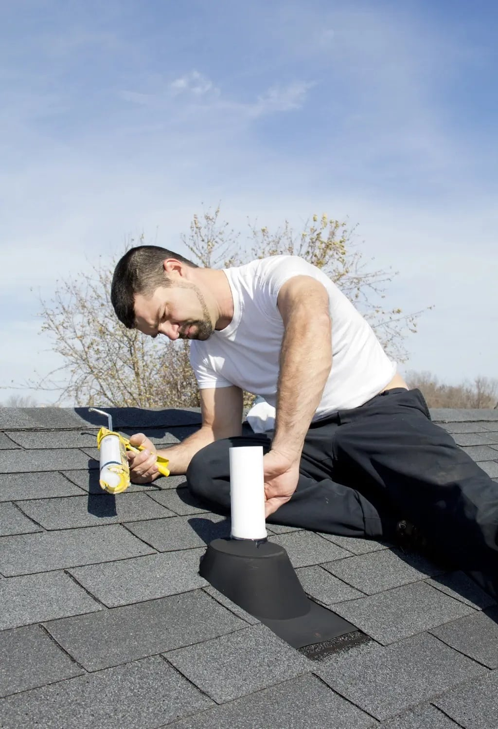 Roof Vent Repair High Point NC