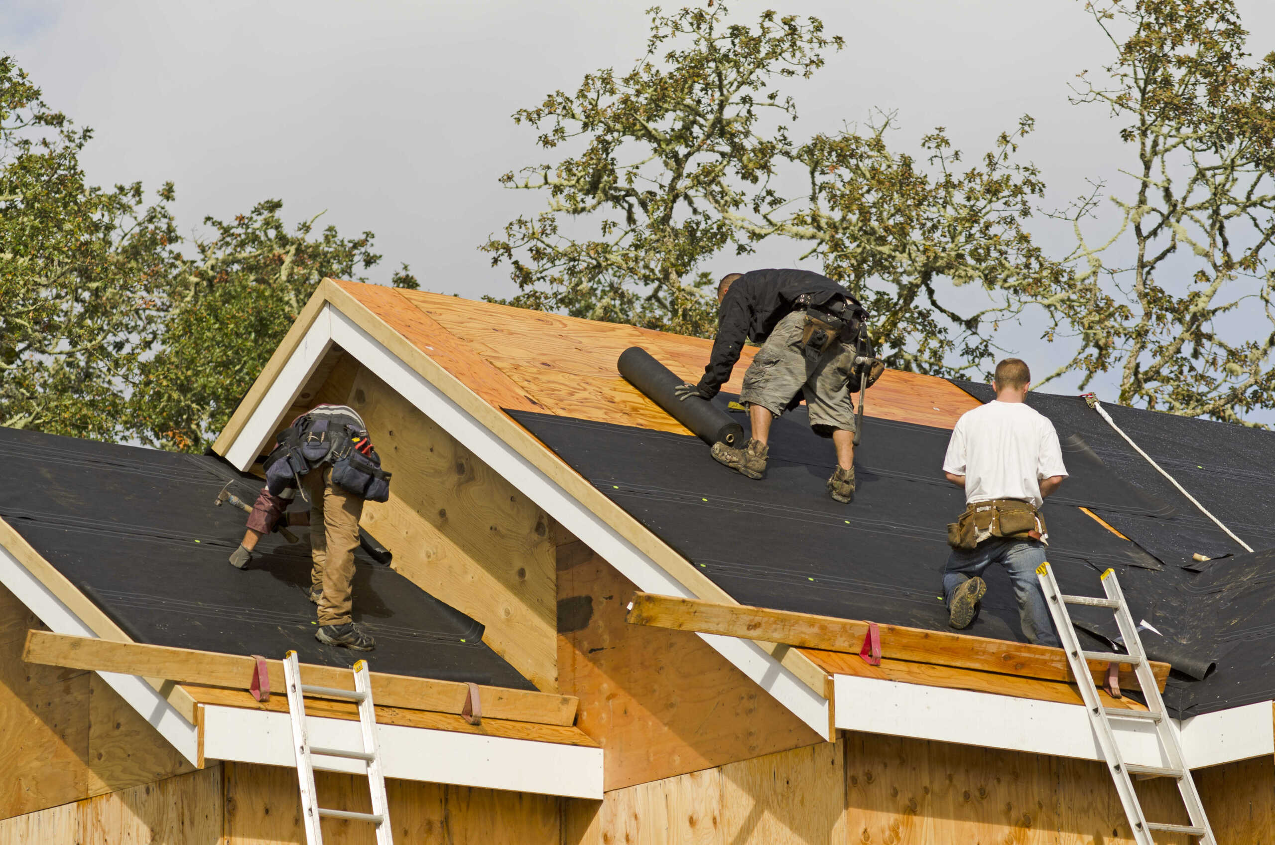Winston-Salem-Roofing-Company-staying-safe-and-working-During-Coronavirus